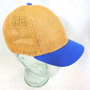 open weave straw b