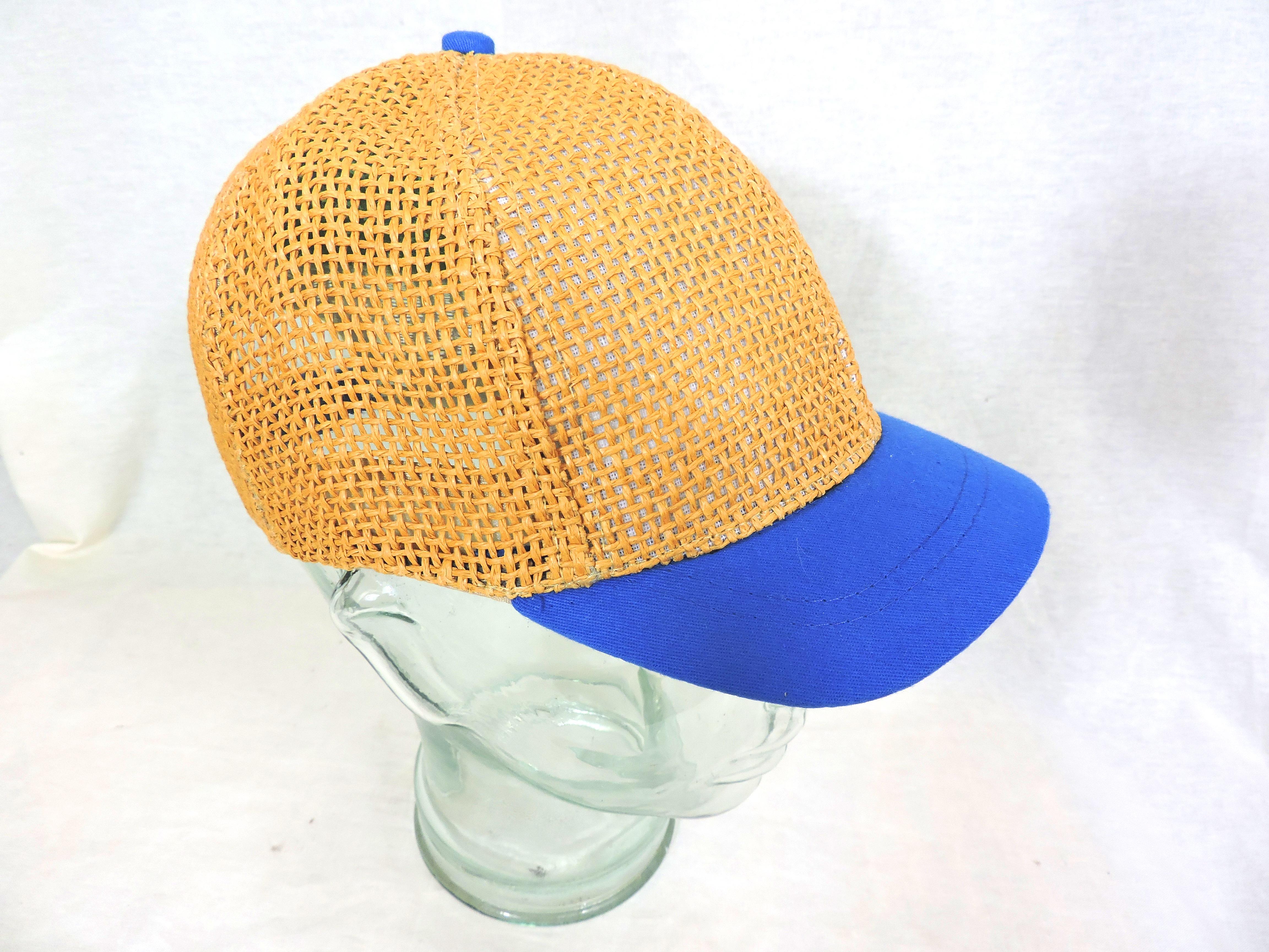 Open Straw ball cap small - Reshats 9f76dc5dd6a